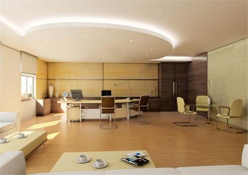 总工办公室方案_美国室内设计中文网