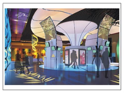 科技馆展厅方案设计1_美国室内设计中文网