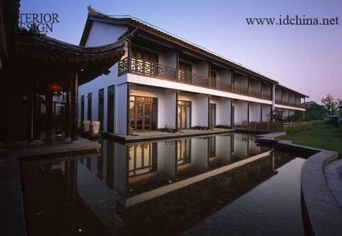 在保持原江南民居建筑风格的前提下需进行大刀阔斧的改建.图片