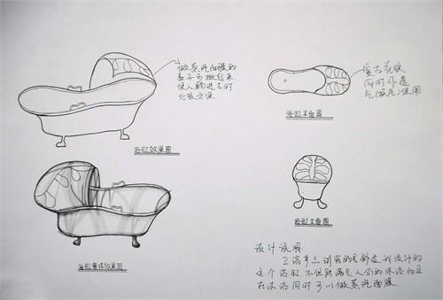 休闲浴缸_美国室内设计中文网