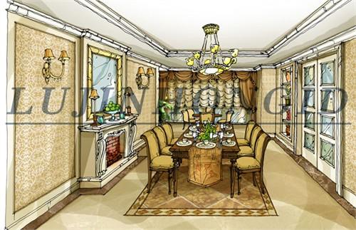 新古典主义_美国室内设计中文网