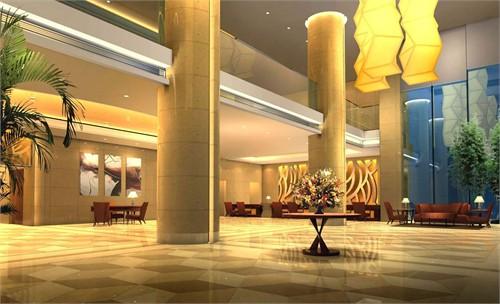 五星级酒店大堂_美国室内设计中文网