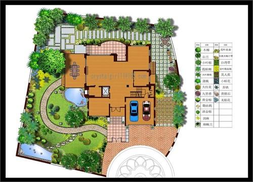 >> 文章内容 >> 别墅园林景观设计说明  中式别墅园林景观设计怎么做