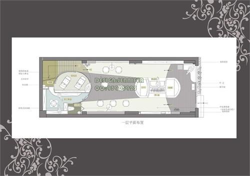 绿野仙踪---发廊设计(手绘+效果图)