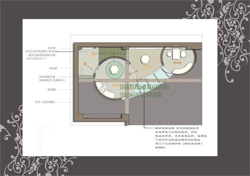 绿野仙踪---发廊设计(手绘+效果图)3