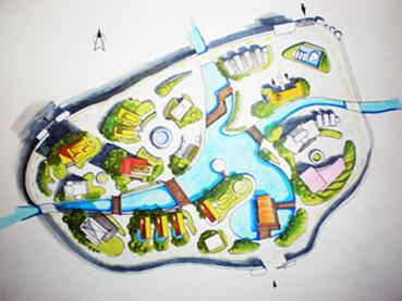 手绘_美国室内设计中文网