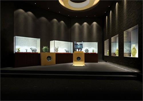 山西省博物馆青铜展厅
