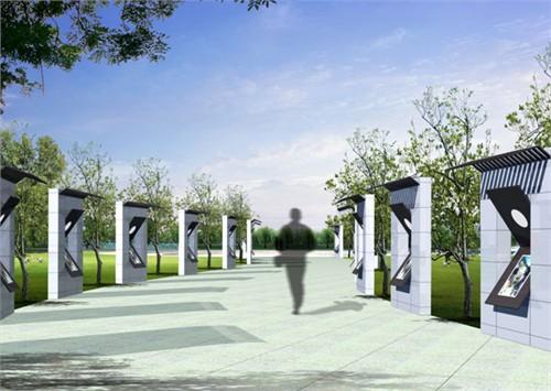 广场景观设计5