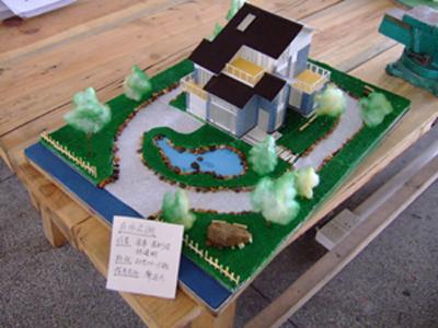 别墅模型制作_美国室内设计中文网