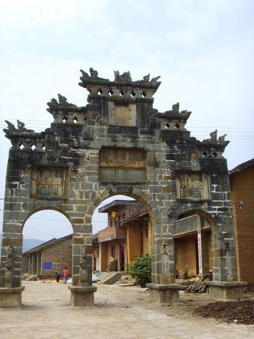 家乡的古建筑