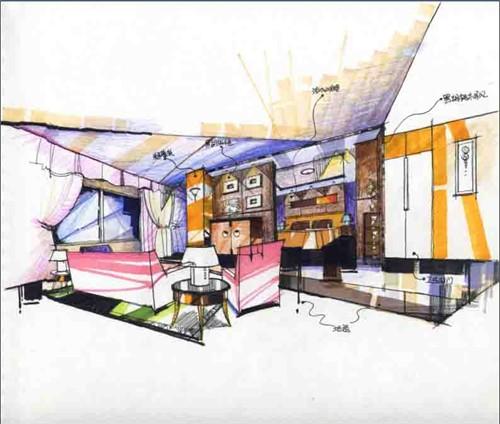 >> 文章内容 >> 公共空间室内设计  办公空间的设计标准是什么?