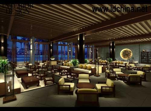 北京南彩温泉度假村酒店_美国室内设计中文网
