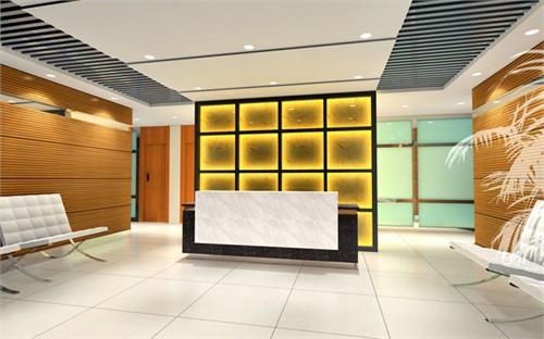 办公小门厅设计方案