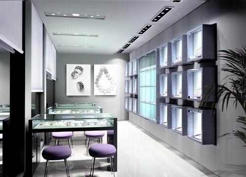 珠宝展厅设计