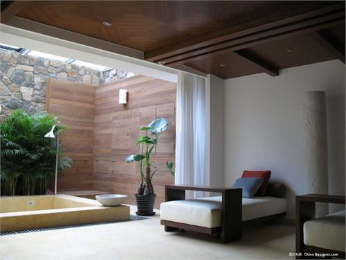 洗浴室3 现代; 洗浴室3装修效果图 别墅卫浴灰色现代田园; :室内设计&