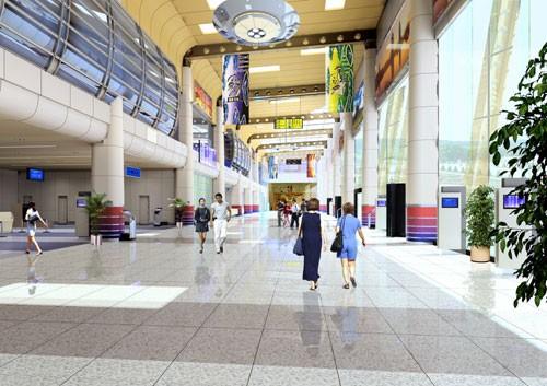 大理机场新航站楼