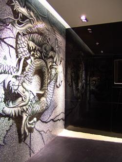 jnj马赛克展厅_美国室内设计中文网