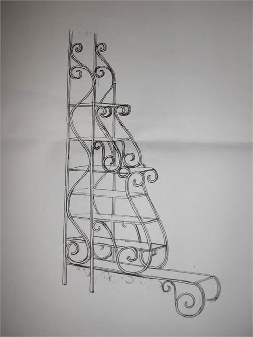 手绘草稿_美国室内设计中文网