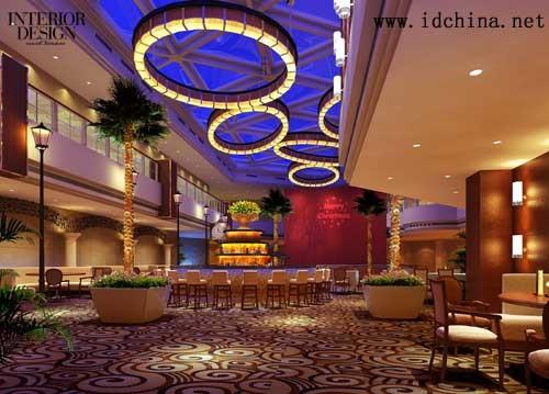 蜀都酒店_美国室内设计中文网