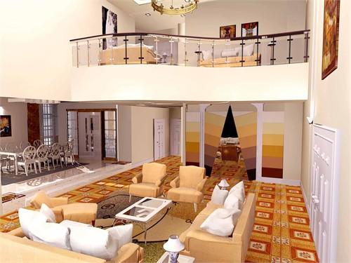 别墅设计_美国室内设计中文网