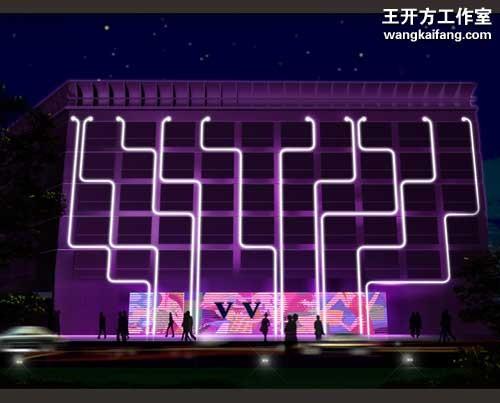 北京VV俱乐部室内设计