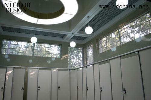 中山陵园风景区1号公共卫生间空间设计
