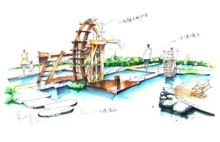 湘西度假酒店景观设计