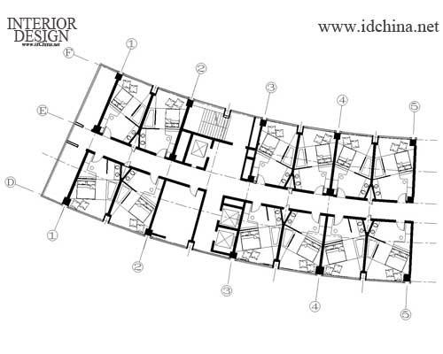 酒店客房概念设计_美国室内设计中文网