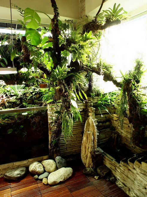 室内景观设计(1)