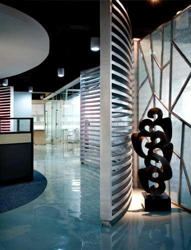 海力峰设计装饰公司…; 办公室 办公室设计 装修效果图; 写字间装修效