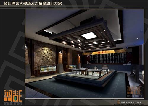 枝江酒业_美国室内设计中文网