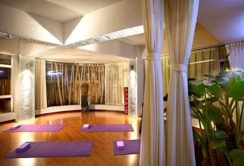 悠季瑜伽_美国室内设计中文网图片