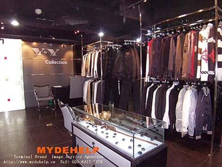 yy服装店图片