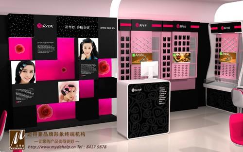 美发店装修,流行美发艺_美国室内设计中文网