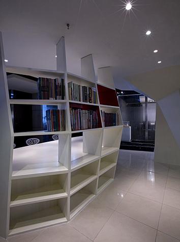 鸿建筑设计公司办公室