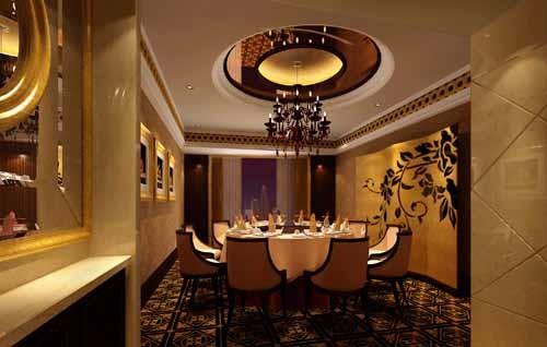 欧式天井设计图片