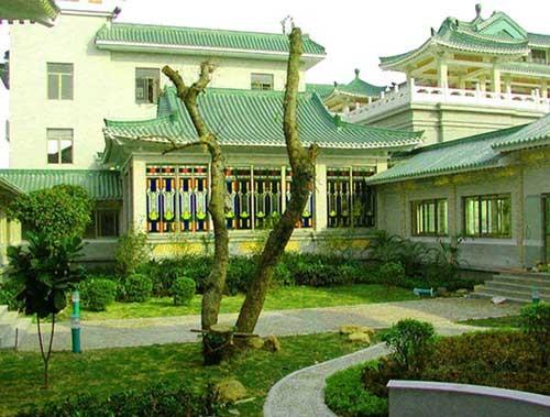 珠岛宾馆历史以来作为广东省委