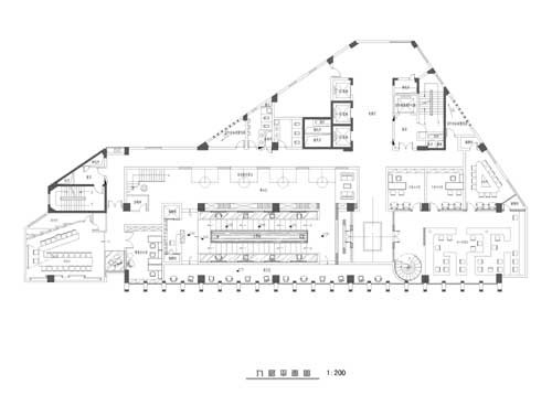 项目类别:办公空间图片