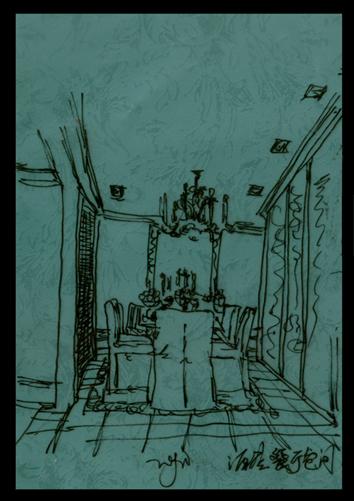 手绘效果图; 手绘效果图_美国室内设计中文网; 玮儿的首页_美国室内