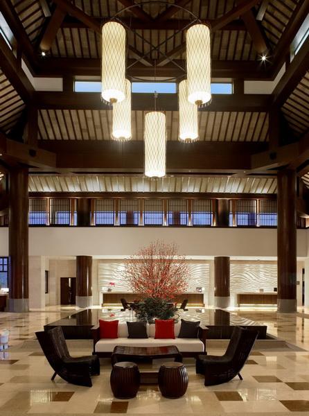 岭南酒店室内设计