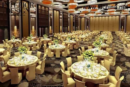 青岛万达艾美酒店_美国室内设计中文网
