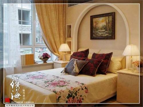 欧式别墅样板间3_美国室内设计中文网