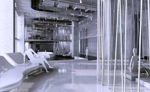 loft办公室_美国室内设计中文网