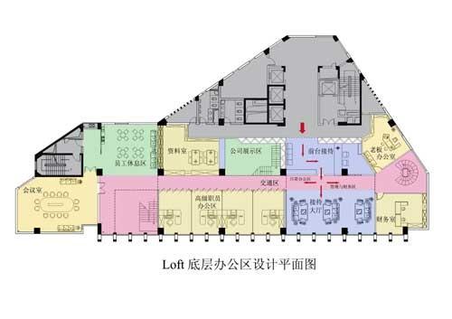 Loftv家装空间设计家装平面设计要注意什么软件图片