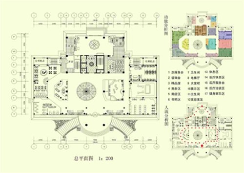 酒店大堂设计_美国室内设计中文网