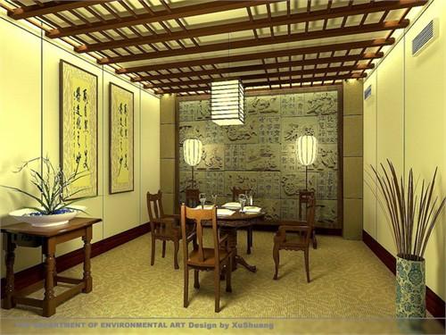 餐厅改造_美国室内设计中文网