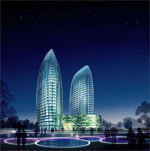 中国 河北 秦皇岛  设计/竣工:2007年/-  用地面积:35000平方米  建筑