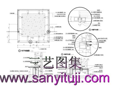 医院施工图_美国室内设计中文网