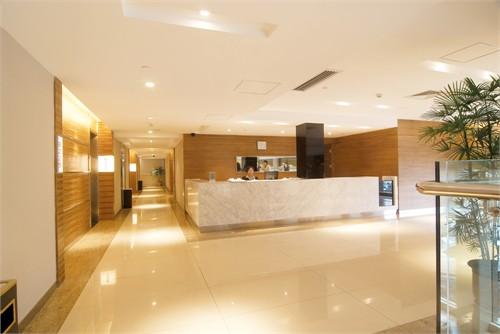 格林豪泰大酒店_美国室内设计中文网