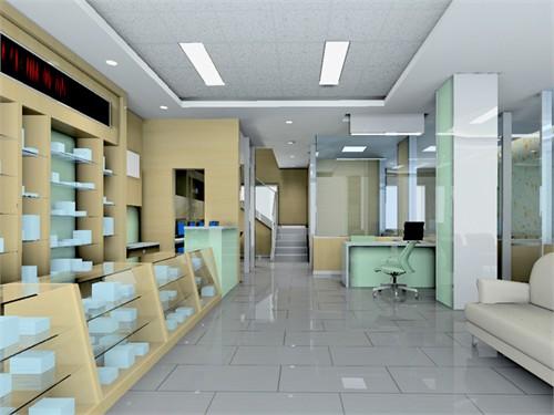 合肥某医疗室室内改造设计